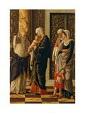 Uffizi Triptych Circumcision