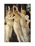 Primavera  Three Graces