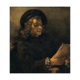 Portrait of Titus Reading