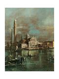 Bacino di San Marco with San Giorgio and the Giudecca