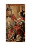Double Portrait of Federico da Montefeltro and His Son Guidobaldo