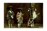 Felice Beato  Pilgrims  1863-1877 Brera Gallery  Milan  Italy