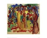 Strolling Women 1913