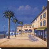 Seaside Promenade II