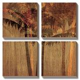 Sunset Palms II