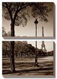 An Afternoon Stroll-Paris I