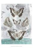 Butterflies & Filigree II
