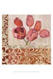 Portrait of Tulips