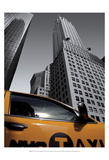 Chrysler Building NYC Taxi