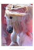 Danseur de rêves Reproduction d'art par Carolyne Hawley