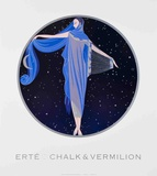 Au clair de lune Reproduction d'art par Erté