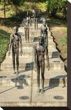 Victims of Communism Memorial  Prague  Central Bohemia  Czech Republic