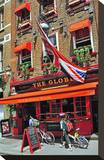 The Globe Pub  Bow Street  Covent Garden  London  South of England  United Kingdom of Great Britain
