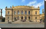 Rudolfinum in the Old Town of Prague  Central Bohemia  Czech Republic