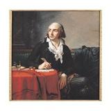 Portrait of Giuseppe Fravega (1763-1833) 1795