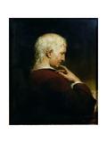 Portrait of Christopher Nugent MD (1715-75) 1772
