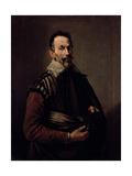 Portrait of Claudio Monteverdi (1567-1643)