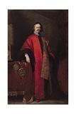 Portrait of the Knight Giovanni Grimani  c1640