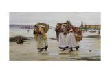 The Breadwinners  or Newlyn Fishwives