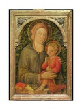 Virgin with Child  c1450