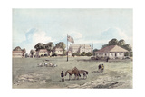 Lord's Cricket Ground in 1837  c1860