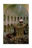 The Church of the Holy Sepulchre  Jerusalem: Fetes De Flambeaux