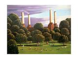 Battersea Power Station  1982