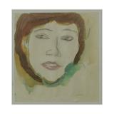 The Artist's Wife  Margaret  c1906