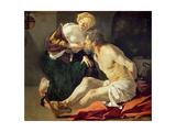 Roman Charity: Cimon and Pero