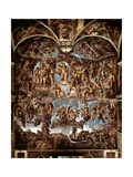 Sistine Chapel: The Last Judgement  1538-41