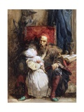 Old Man and Child  c1827