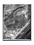 Archangel Gabriel  Detail from the Annunciation