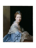Portrait of Jean Abercromby  Mrs Morison of Haddo