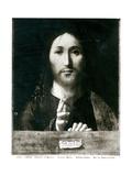 Cristo Salvator Mundi  1465