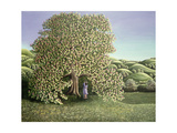Chestnut Tree and Lovers  1986