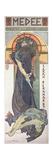 Sarah Bernhardt (1844-1923) as Medee at the Theatre De La Renaissance  1898