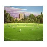 Cricket at Bray  1989