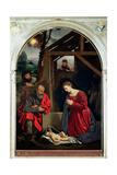 The Nativity  1540