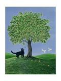 Orange Tree and Cat  1981