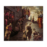 The Presentation of the Virgin  1552