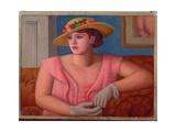 Portrait of Marjorie Gertler  1933