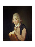 Portrait of Robert Sewell (B1735) c1762
