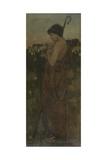 The Shepherd Boy  c1881
