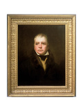 Portrait of Sir Walter Scott (1771-1832)
