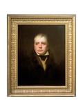 Portrait of Sir Walter Scott (1771-1832)