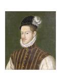 Portrait of Emperor Rudolf II (1552-1612) before 1576