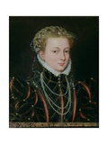 Portrait of Margaret  Duchess of Parma (1522-86)  Regent of the Netherlands 1559-67