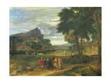 The Nobleman of Capernaum  c1670