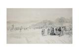 Balmoral Vs Abergeldie: Cricket Match at Balmoral  1881