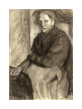 Seated Woman (The Artist's Mother) 1907